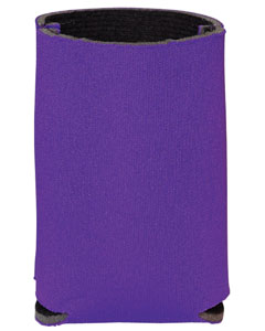 Purple Insulated Can Holder