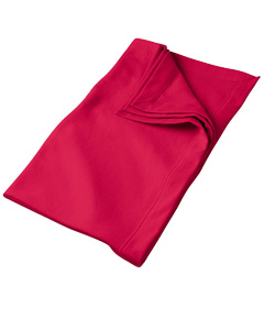 Red DryBlend™ 9.3 oz. Fleece Stadium Blanket