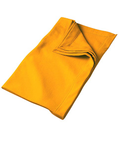 Gold DryBlend™ 9.3 oz. Fleece Stadium Blanket