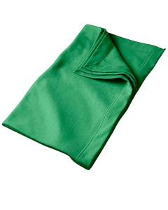 Irish Green DryBlend™ 9.3 oz. Fleece Stadium Blanket