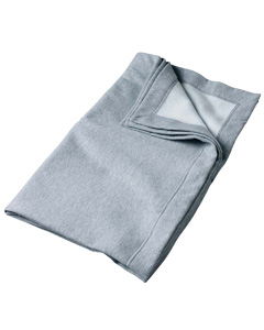 Sport Grey DryBlend™ 9.3 oz. Fleece Stadium Blanket