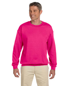Heliconia Heavy Blend™ 8 oz., 50/50 Fleece Crew