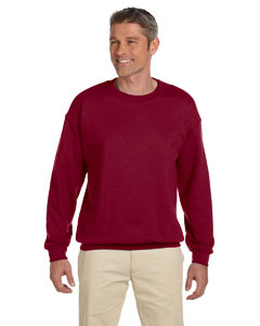 Antque Cherry Red Heavy Blend™ 8 oz., 50/50 Fleece Crew