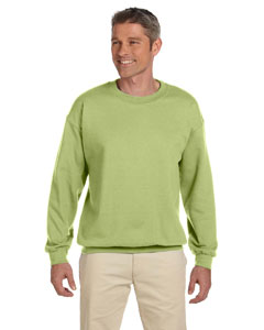 Kiwi Heavy Blend™ 8 oz., 50/50 Fleece Crew