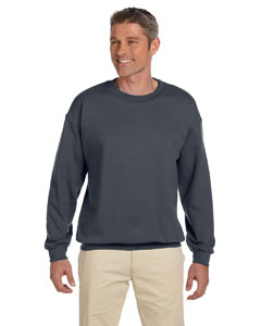 Dark Heather Heavy Blend™ 8 oz., 50/50 Fleece Crew