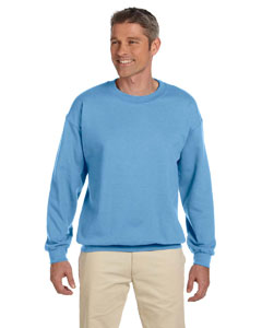 Carolina Blue Heavy Blend™ 8 oz., 50/50 Fleece Crew