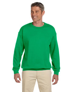 Irish Green Heavy Blend™ 8 oz., 50/50 Fleece Crew