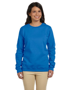 Iris Women's 8 oz. Heavy Blend™ 50/50 Fleece Crew
