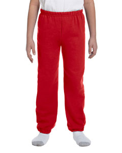Red Heavy Blend™ Youth 8 oz., 50/50 Sweatpants