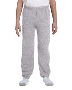 Sport Grey Heavy Blend™ Youth 8 oz., 50/50 Sweatpants
