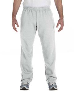 Ash Heavy Blend™ 8 oz., 50/50 Open-Bottom Sweatpants