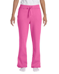 Azalea Women's 8 oz. Heavy Blend™ 50/50 Open-Bottom Sweatpants