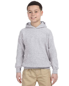 Ash Heavy Blend™ Youth 8 oz., 50/50 Hood