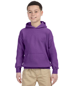 Purple Heavy Blend™ Youth 8 oz., 50/50 Hood
