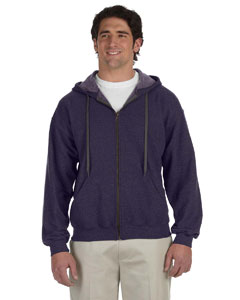 Blackberry Heavy Blend™ 8 oz. Vintage Classic Full-Zip Hood