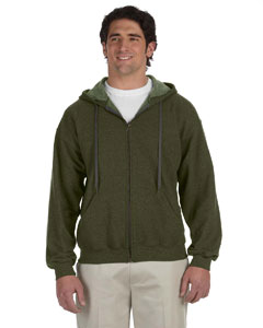 Moss Heavy Blend™ 8 oz. Vintage Classic Full-Zip Hood