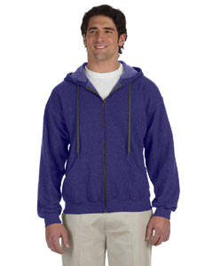 Lilac Heavy Blend™ 8 oz. Vintage Classic Full-Zip Hood