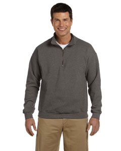 Tweed Heavy Blend™ 8 oz. Vintage Classic Quarter-Zip Cadet Collar Sweatshirt