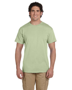 Serene Green Ultra Cotton® 6 oz. T-Shirt