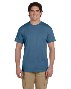 Indigo Blue Ultra Cotton® 6 oz. T-Shirt