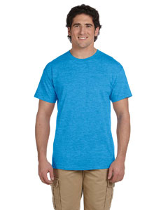 Heather Sapphire Ultra Cotton® 6 oz. T-Shirt