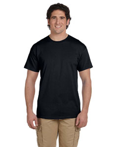 Black Ultra Cotton® 6 oz. T-Shirt