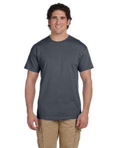 Dark Heather Ultra Cotton® 6 oz. T-Shirt