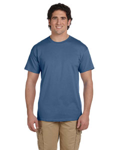 Heather Indigo Ultra Cotton® 6 oz. T-Shirt
