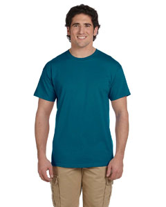 Galapagos Blue Ultra Cotton® 6 oz. T-Shirt