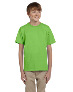 Lime Ultra Cotton® Youth 6 oz. T-Shirt