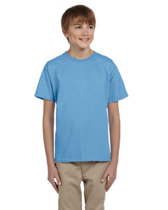 Carolina Blue Ultra Cotton® Youth 6 oz. T-Shirt