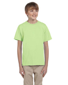 Mint Green Ultra Cotton® Youth 6 oz. T-Shirt