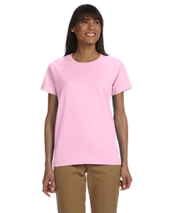 Light Pink Women's 6 oz. Ultra Cotton® T-Shirt