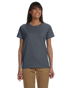 Charcoal Women's 6 oz. Ultra Cotton® T-Shirt