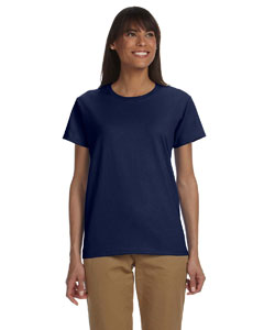 Navy Women's 6 oz. Ultra Cotton® T-Shirt