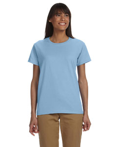 Light Blue Women's 6 oz. Ultra Cotton® T-Shirt