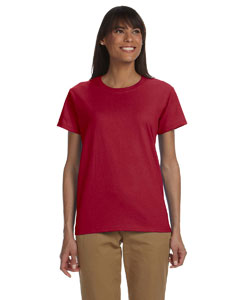 Cardinal Red Women's 6 oz. Ultra Cotton® T-Shirt