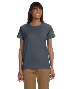 Dark Heather Women's 6 oz. Ultra Cotton® T-Shirt