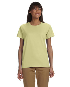 Pistachio Women's 6 oz. Ultra Cotton® T-Shirt