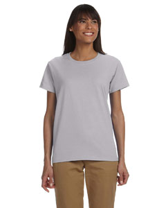 Sport Grey Women's 6 oz. Ultra Cotton® T-Shirt