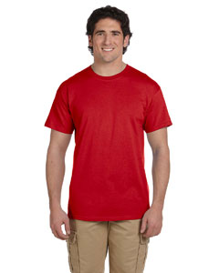Red Ultra Cotton® Tall 6 oz. Short-Sleeve T-Shirt
