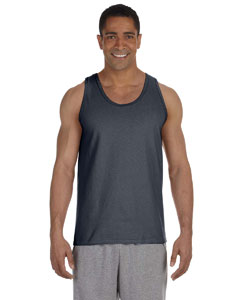 Charcoal Ultra Cotton® 6 oz. Tank