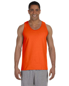Orange Ultra Cotton® 6 oz. Tank