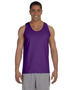 Purple Ultra Cotton® 6 oz. Tank