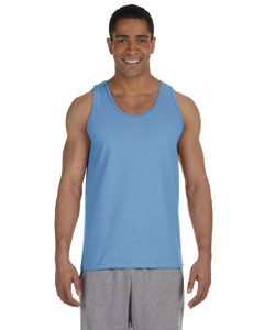 Carolina Blue Ultra Cotton® 6 oz. Tank