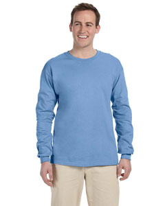 Carolina Blue Ultra Cotton® 6 oz. Long-Sleeve T-Shirt