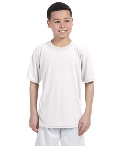 White Performance™ Youth 4.5 oz. T-Shirt
