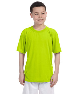 Safety Green Performance™ Youth 4.5 oz. T-Shirt