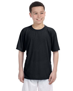 Black Performance™ Youth 4.5 oz. T-Shirt