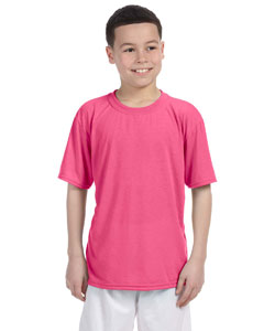 Safety Pink Performance™ Youth 4.5 oz. T-Shirt